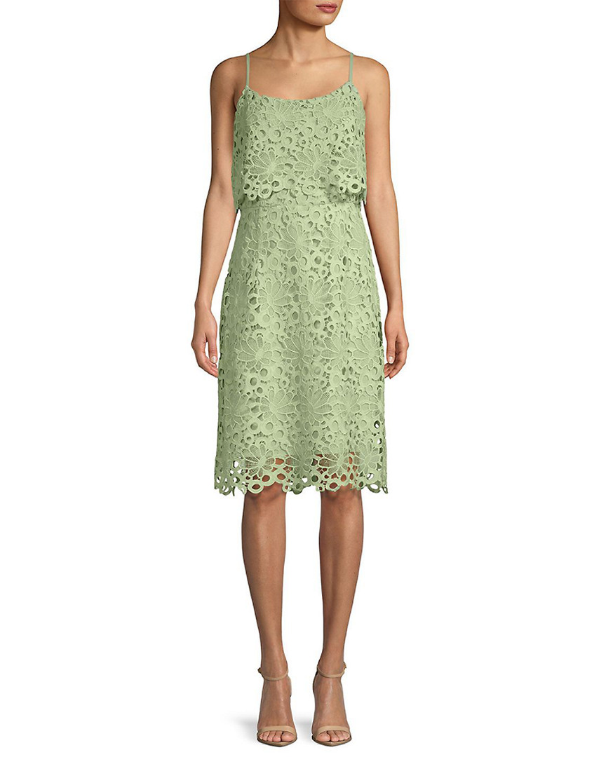Nanette Lepore LACE SHEATH DRESS