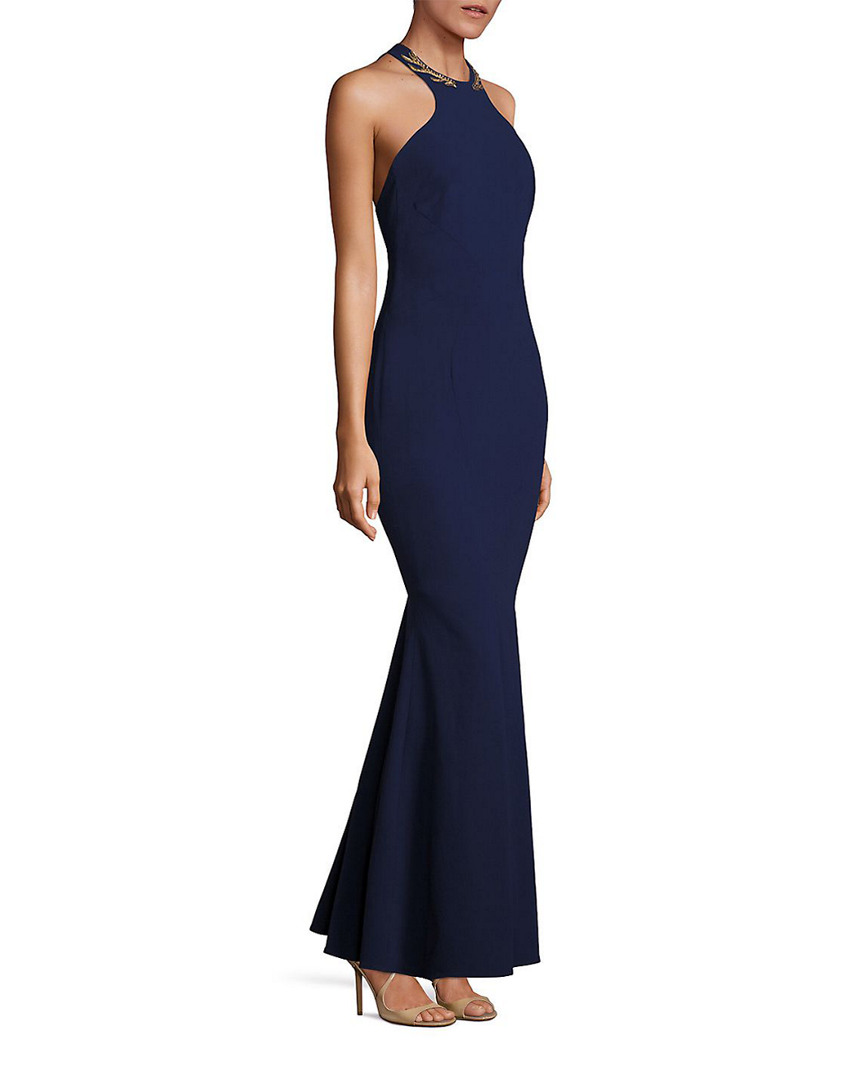 Zac Posen EMBELLISHED MERMAID GOWN