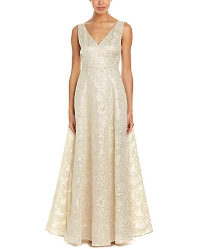 Erin Fetherston Silk-Blend Gown