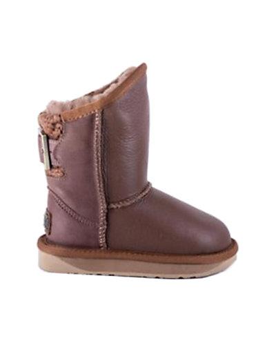 Rue La La — Australia Luxe Collective Spartan Leather Short Boot