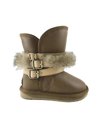 Rue La La — Australia Luxe Collective Hatchet Leather Short Boot