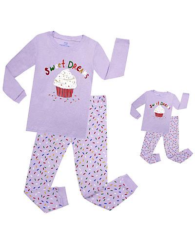 Rue La La — Elowel Inc. Cupcake Pajamas