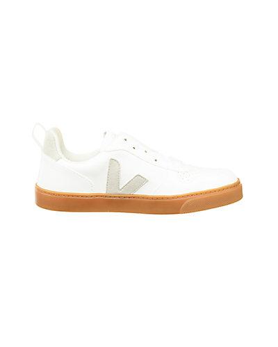 Rue La La — VEJA V-10 Lace Leather Sneaker