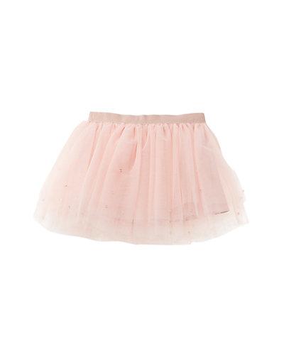 Rue La La — Milly Minis Crystal-Embellished Tutu Skirt