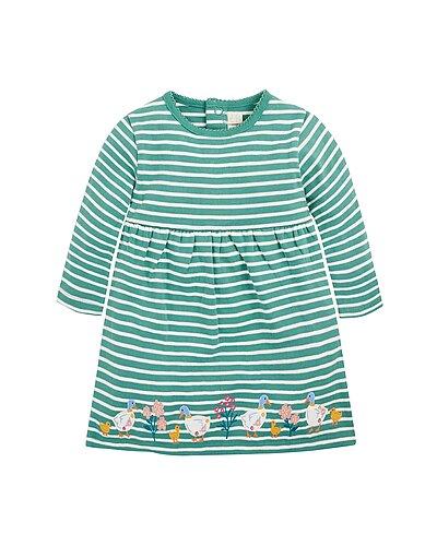 Rue La La — JoJo Maman Bébé Duck Applique Dress