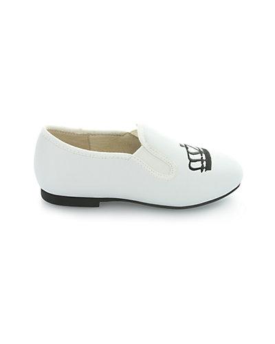Rue La La — Hoo Drew's Crown Leather Slip-On Loafer