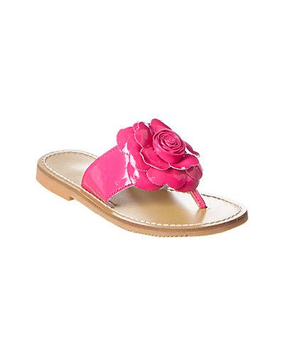 Rue La La — L'Amour Trendy Flower Thong Sandal