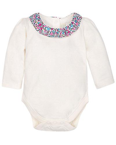 Rue La La — Jojo Maman Bebe Frill Collar Romper