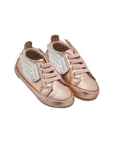Rue La La — Old Soles Bambini Wings Leather Shoe