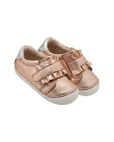 Rue La La — Old Soles Frill Pave Leather Shoe