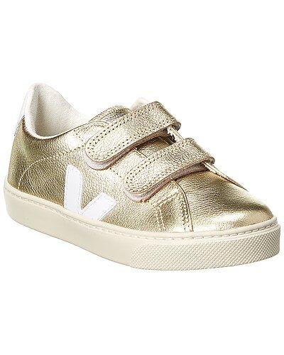 Rue La La — VEJA Esplar Leather Sneakers