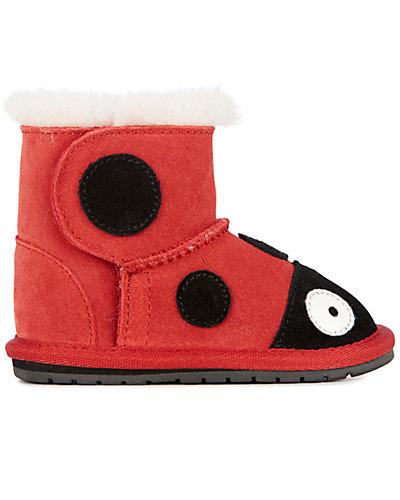 Rue La La — EMU Australia Ladybird Walker Suede & Wool Sneaker