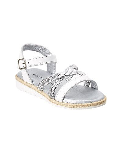 Rue La La — Stuart Weitzman Girls' Leather Sandal