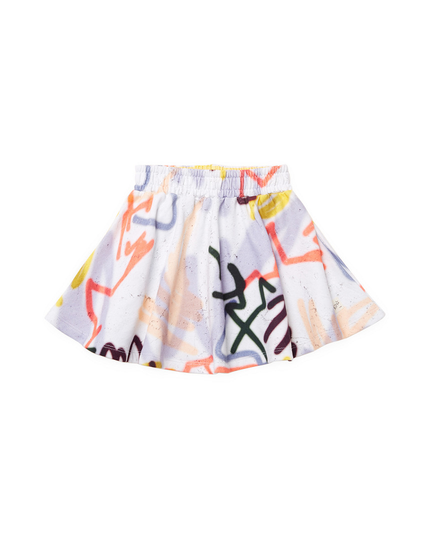 BARBERA GRAFFITI SKIRT