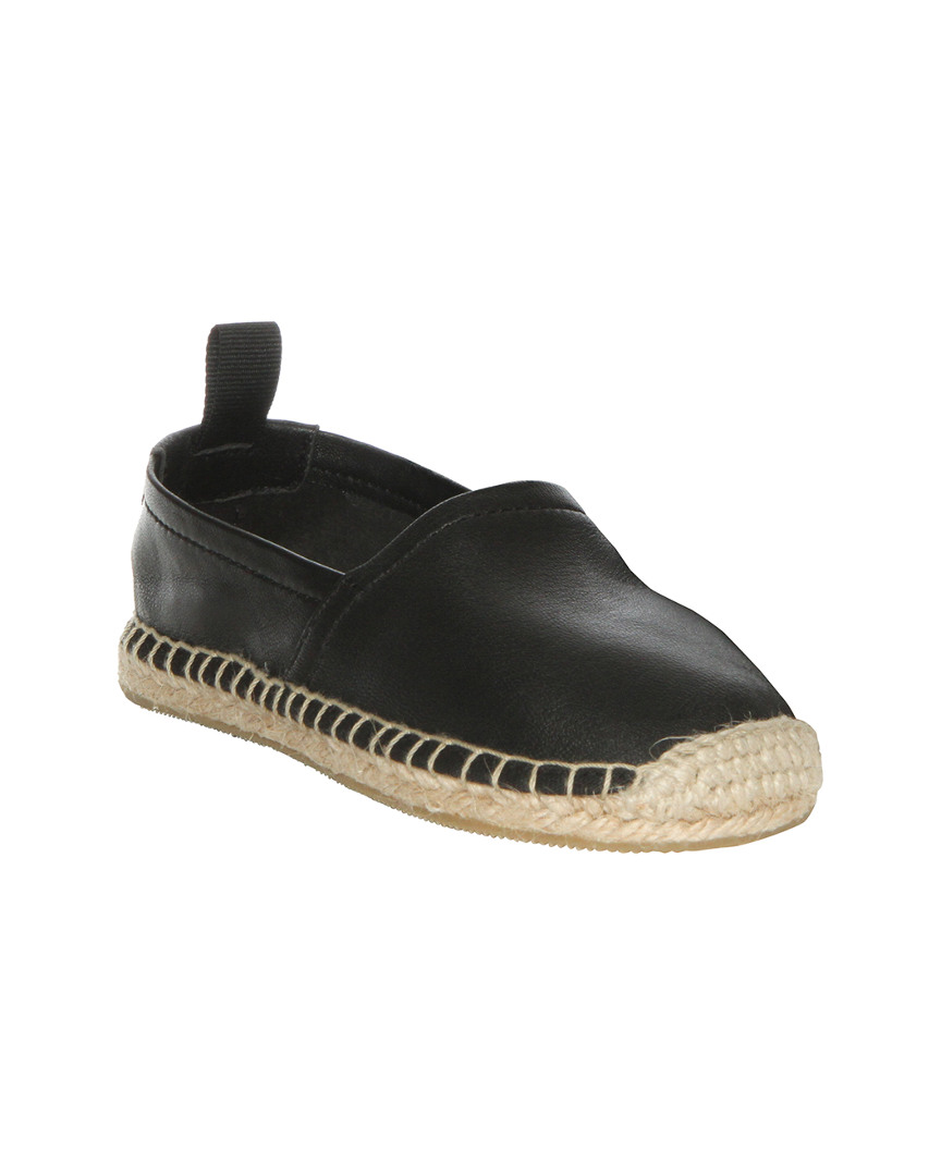 ELLE LEATHER ESPADRILLE