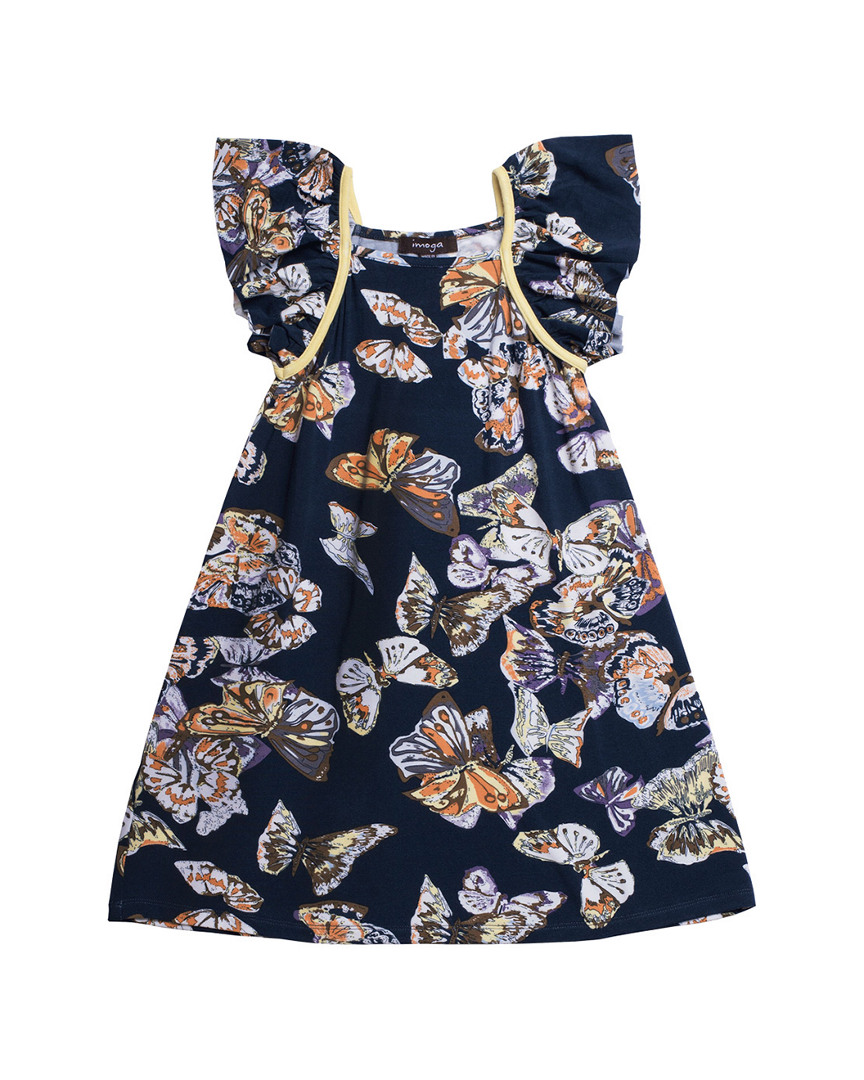 MAGGY BUTTERFLY DRESS