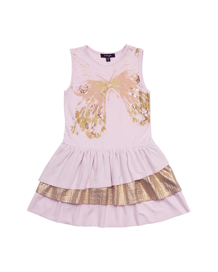 LOUISE BUTTERFLY DRESS