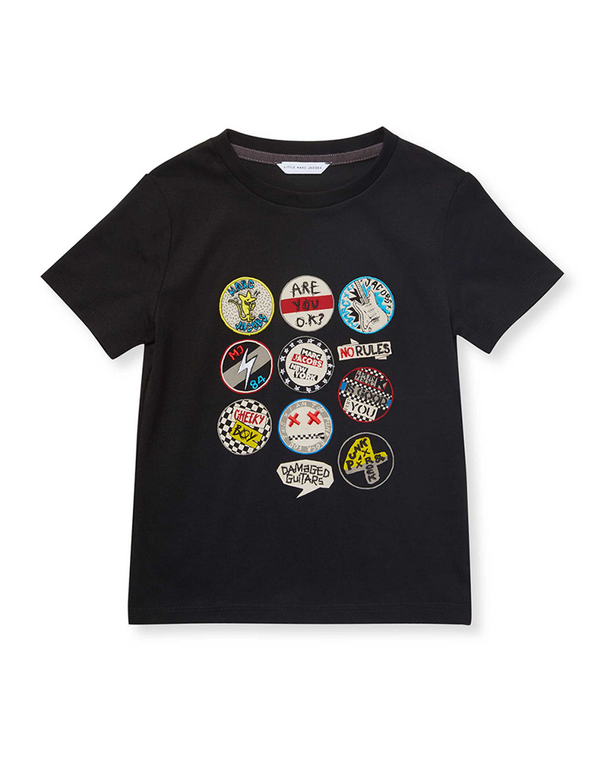 PATCH GRAPHIC T