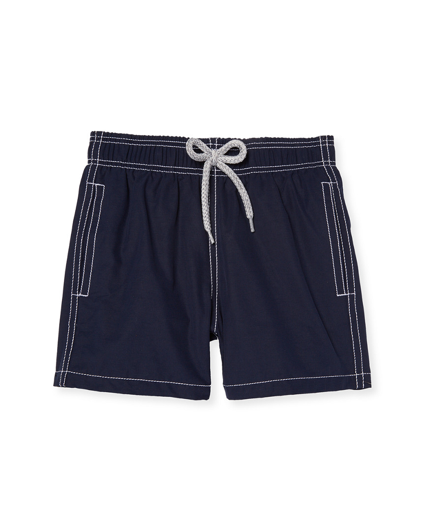 CONTRAST SWIM SHORT