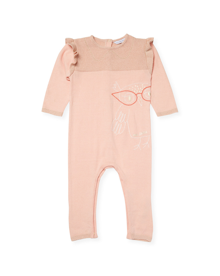 CAT EYED OWL COVERALL