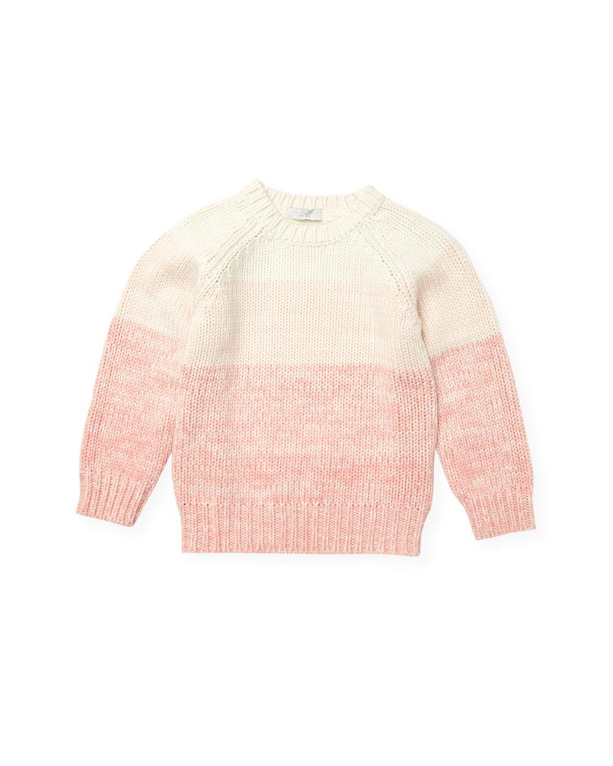 Stella Mccartney Colorblocked Wool Sweater 15118029440002