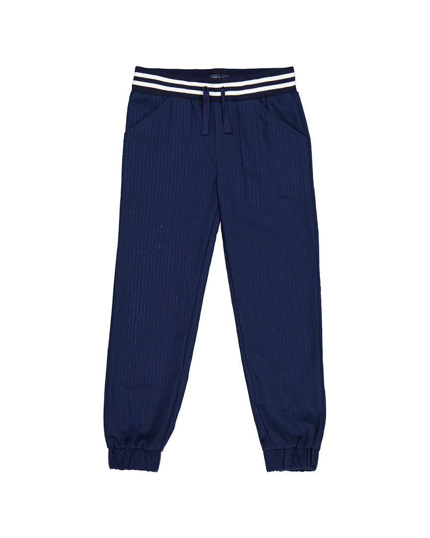 FOR GENTLEMEN SEERSUCKER JOGGER PANT