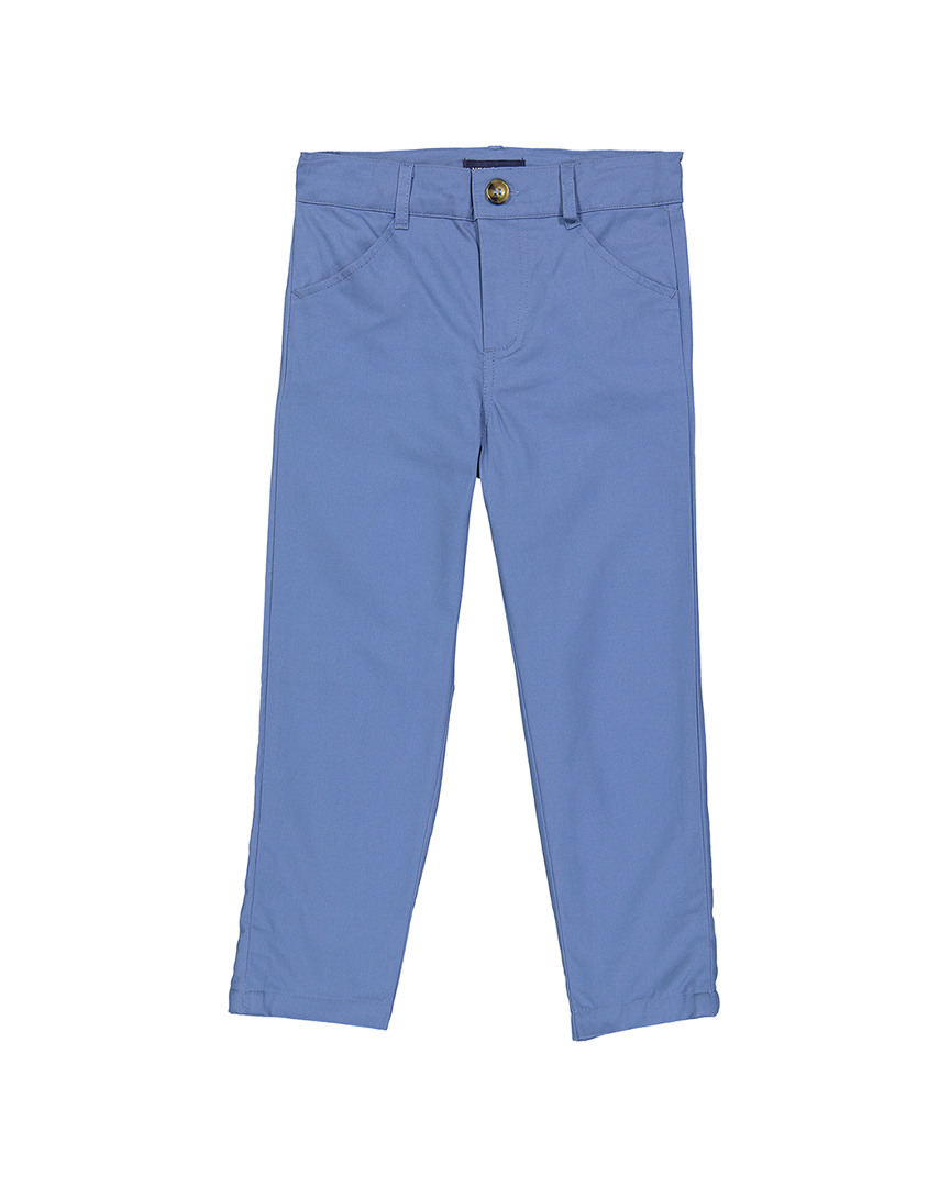 FOR GENTLEMEN SOLID TWILL PANT