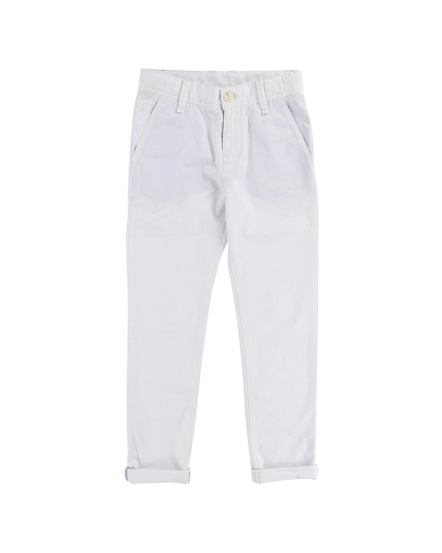 SOFT TWILL TROUSER