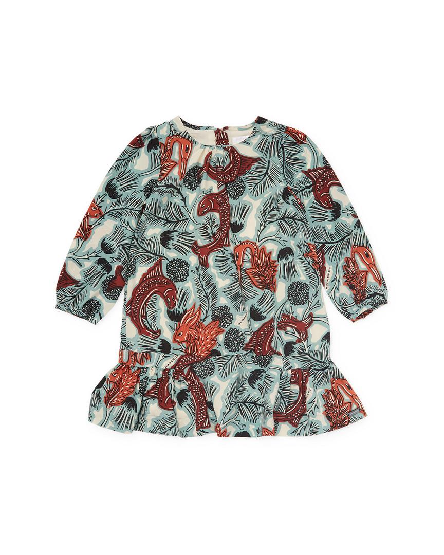 CREWNECK WILD DRESS