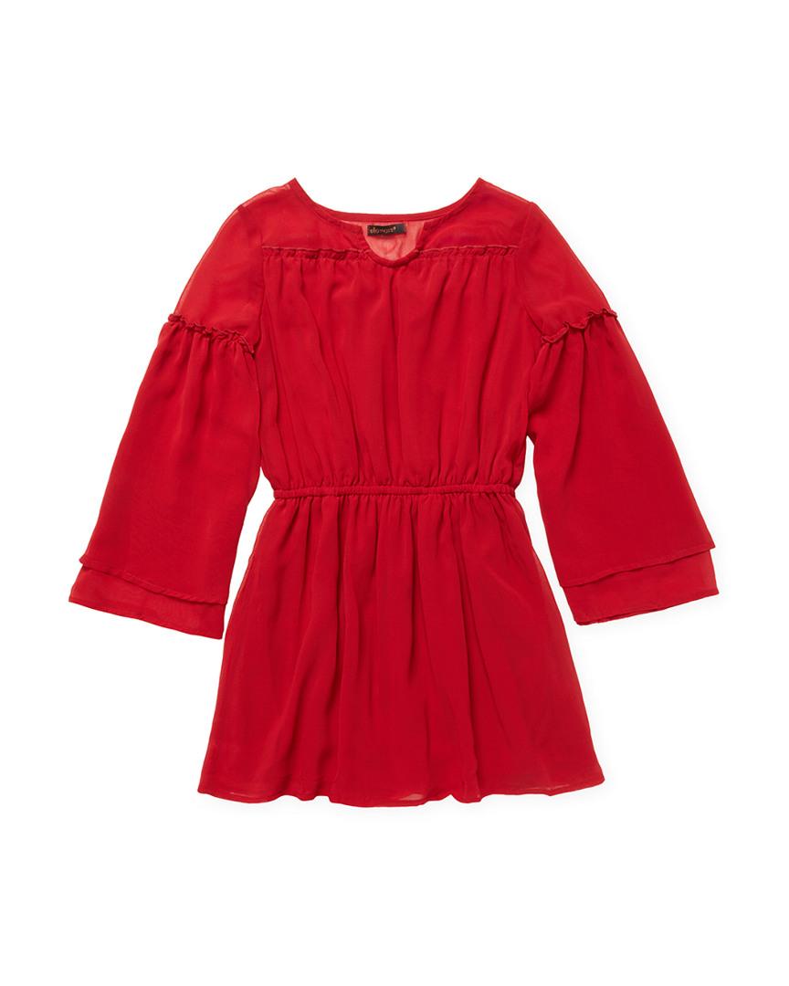 ALISA ELASTIC WAIST DRESS