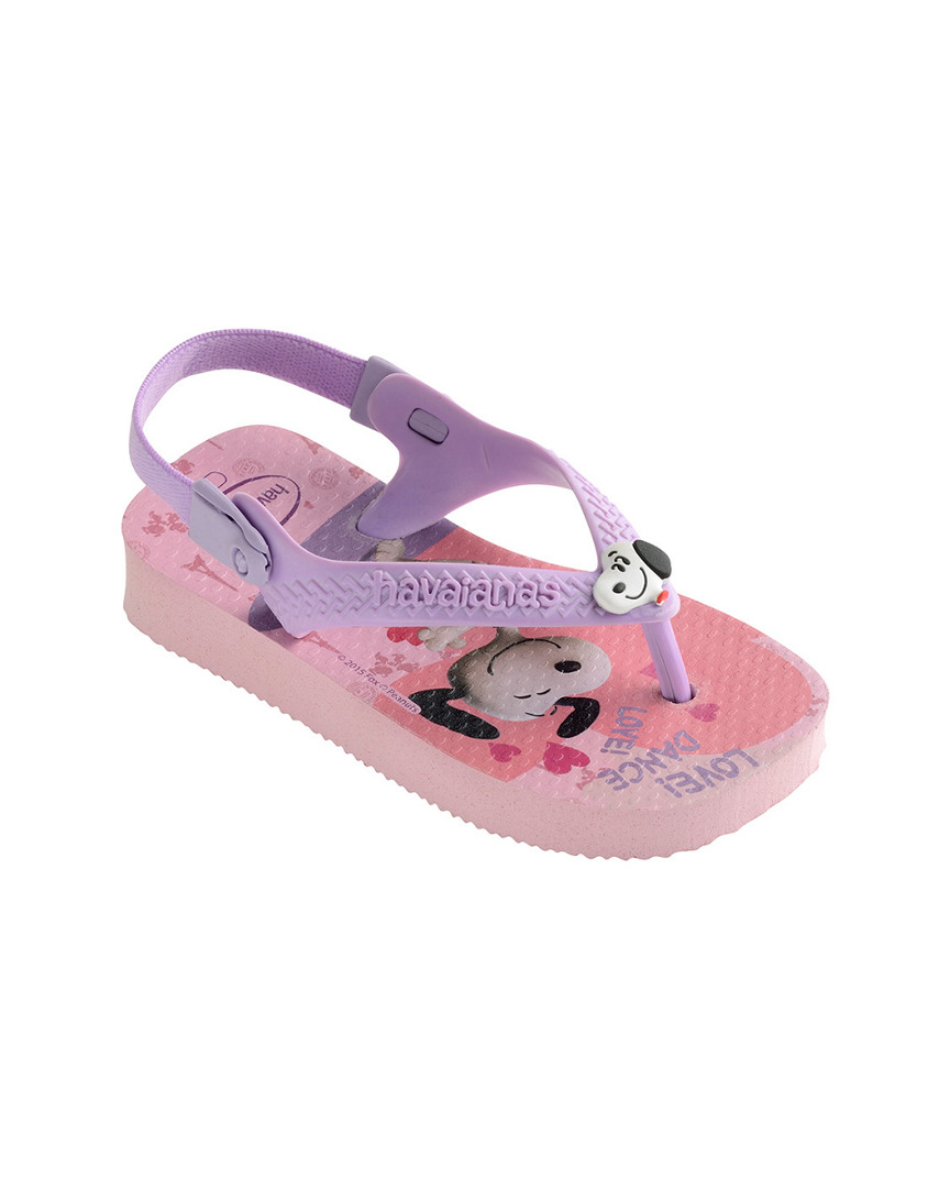 SNOOPY THONG SANDAL
