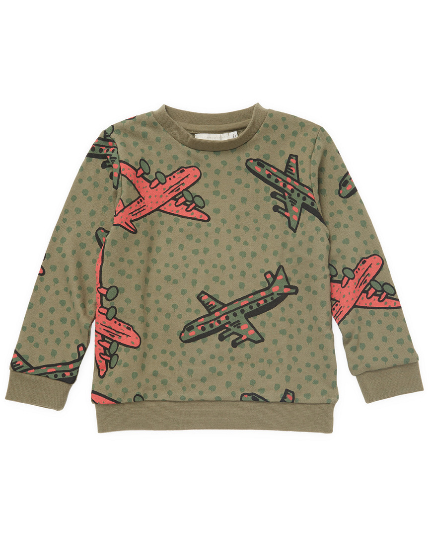 Stella Mccartney Jet Plane Sweater 15118278940004