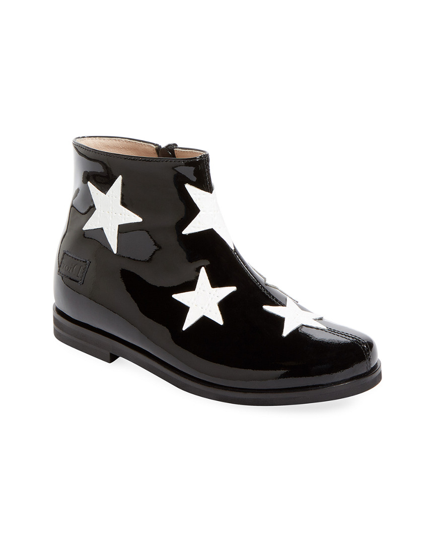 STAR LEATHER BOOT