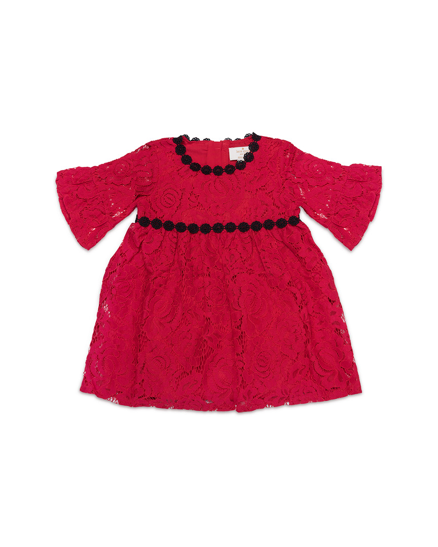 Kate Spade INFANT LACE DRESS