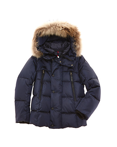 Moncler Unisex Reginald Navy Jacket