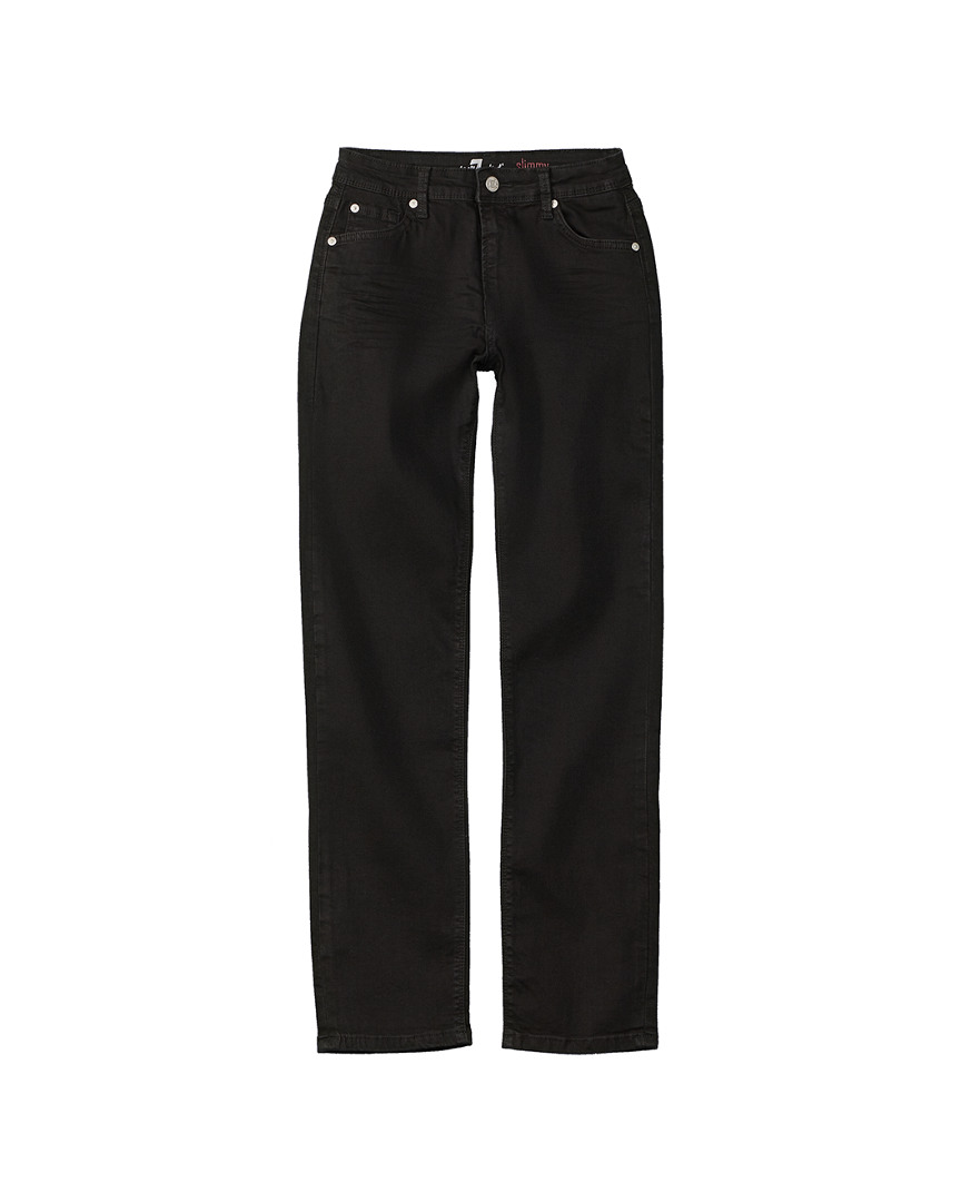 7 FOR ALL MANKIND SLIMMY BLACKOUT PANT