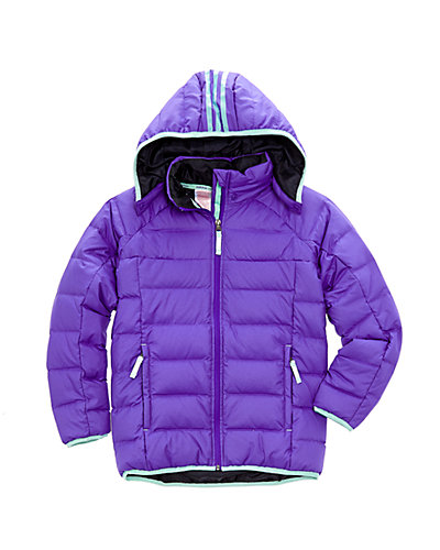 adidas Kids' Froosty Night Flash Jacket