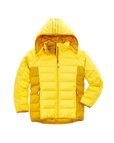 adidas Kids' Froosty Yellow Jacket