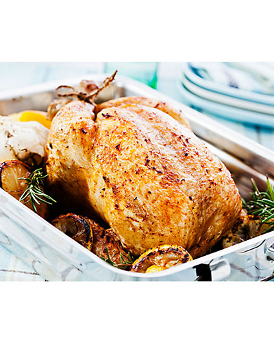 Robinson's Prime Reserve Set of 4 3-4lbs Whole Amish Chickens