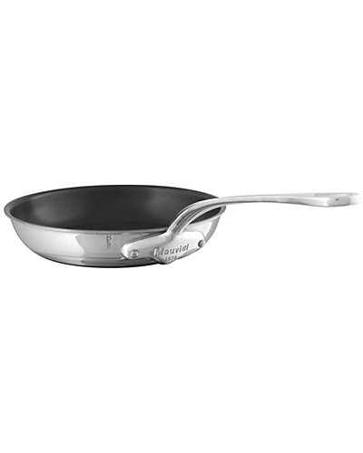 Mauviel M'Cook Non-Stick Round Fry Pan