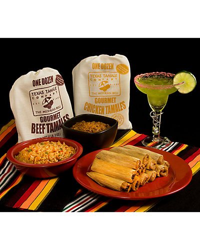 Texas Tamale Co. Family Pack