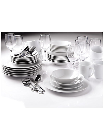 Coupe 80pc Place Setting Set