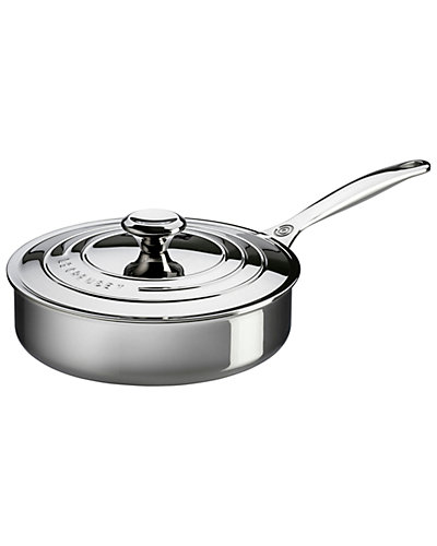 Le Creuset 3qt Saute Pan with Lid