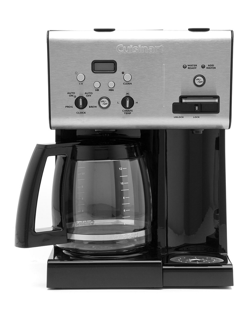 Cuisinart 12-Cup Coffeemaker With Hot Water System photo