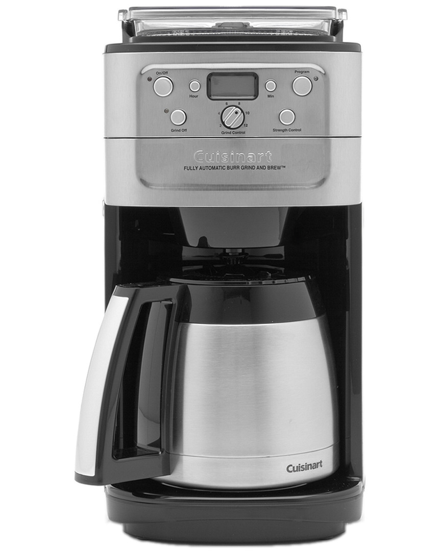 Cuisinart Grind & Brew 12-Cup Automatic Coffeemaker photo