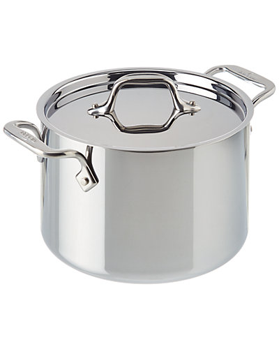 All Clad Stainless 4qt Casserole