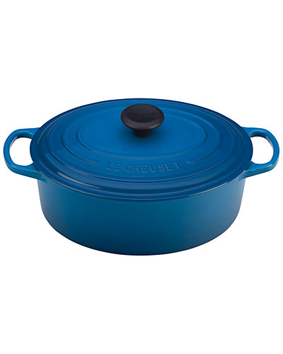 Le Creuset 5qt Signature Oval Dutch Oven