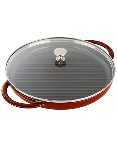 ZWILLING J.A. HENCKELS Staub 12in Steam Grill