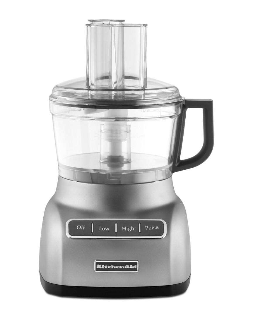 Kitchenaid 7-Cup Food Processor With Exact Slice System photo
