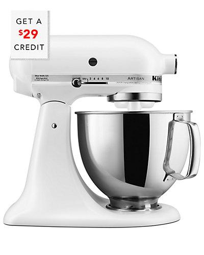 KitchenAid Artisan® Series 5qt Tilt-Head Stand Mixer